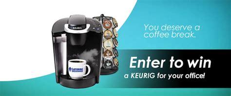 Keurig Giveaway Greensboro Nc - keurig giveaway you deserve a coffee break latorre insurance