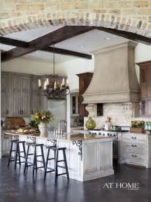 French Kitchen Backsplash by Oversized French Country Kitchens Home Decorating Blog