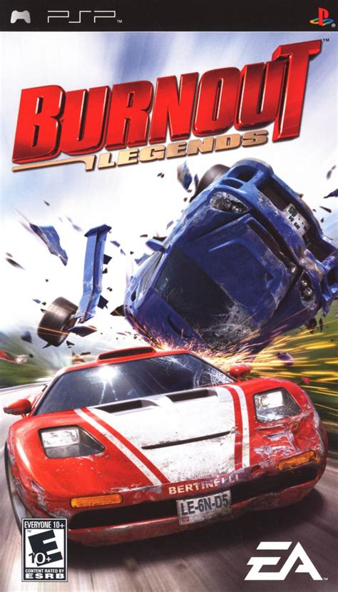 emuparadise game psp burnout legends usa iso