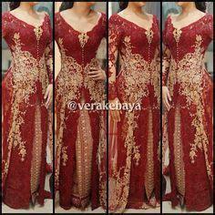 Gaun Pengantin India 4 Motif 4 contoh model kebaya pengantin wanita gemuk tren fashion