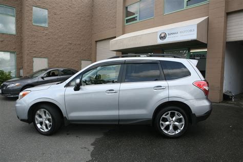 Subaru Forester 2 5i by 2015 Subaru Forester 2 5i Limited Sunmax Motors