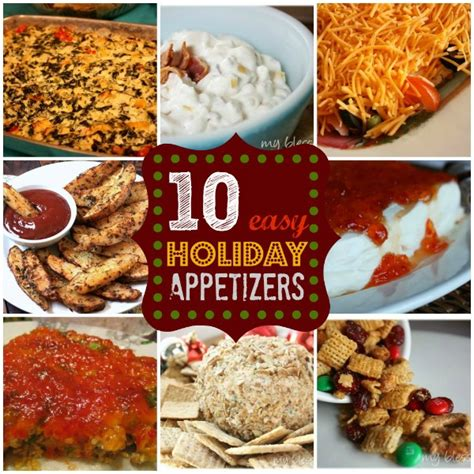 holiday appetizers 10 easy holiday appetizers