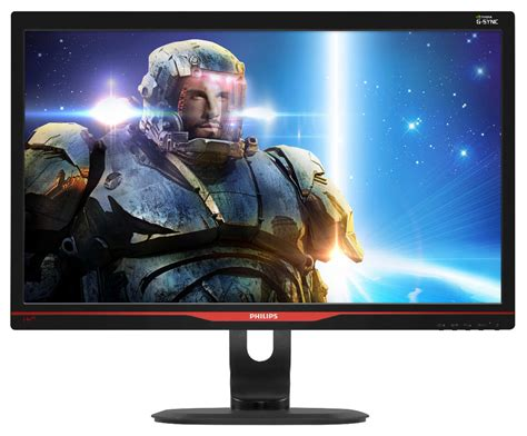 Monitor Pc Untuk Gaming philips unveils 27 inch gaming monitor with