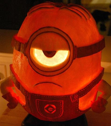 minion pumpkin template 16 pumpkin carving and decorating ideas for the family