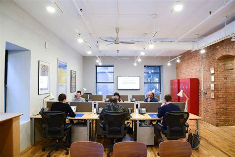 inside drury design dynamics nyc offices officelovin