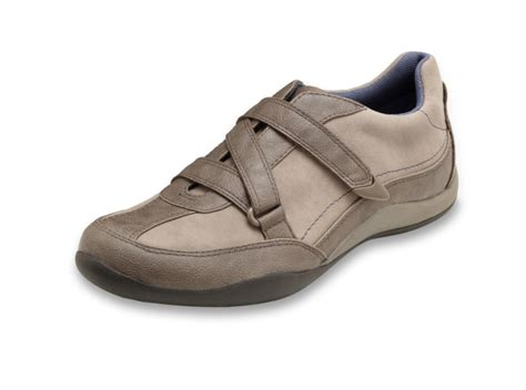 orthaheel walking shoes orthaheel bartlett slip on orthotic walking shoe free