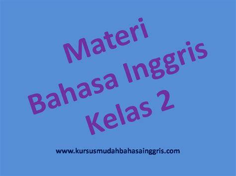 tutorial pelajaran bahasa inggris materi pelajaran sma share the knownledge