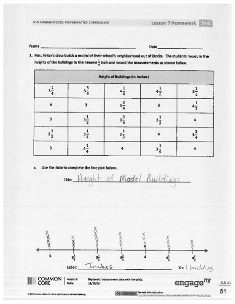 6 Grade Math Worksheets With Answer Key by Common Mathematics Grade 5 Module 6 Answer Key 4th
