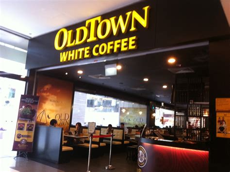 Town Coffee town white coffee orchard cineleisure review chocolate drinks