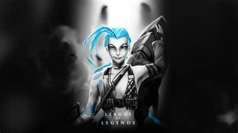 cool jinx wallpaper league of legends jinx wallpapers hd free download
