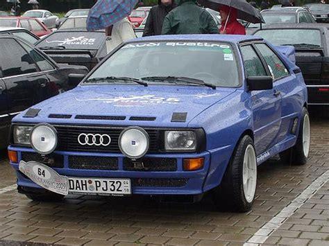 Audi A1 Quattro Aufkleber by Reichel Quattro Audi Ur Sport Quattro