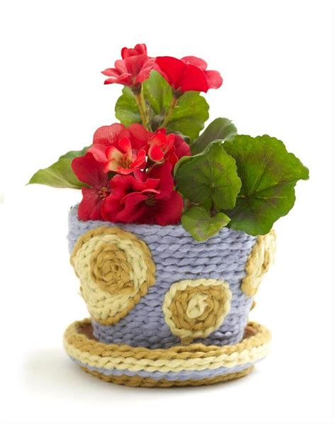 pattern of flower pot 20 free crochet flower pot patterns diy to make