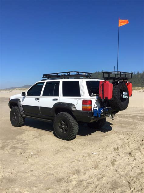jeep grand cherokee modified custom 4x4 95 jeep grand cherokee limited