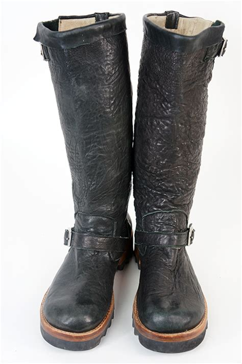 On Our Radar Sheryl Supports Ffany Shoes On Sale by Black Jim Barnier Boots Size 8 Leather 1 1 2 Quot Heel