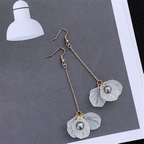Korean Handmade Jewelry - korean handmade jewelry 28 images shell blood earrings