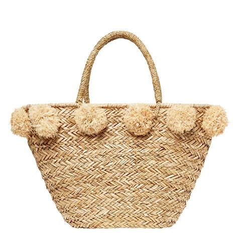 17 best ideas about straw bag on summer
