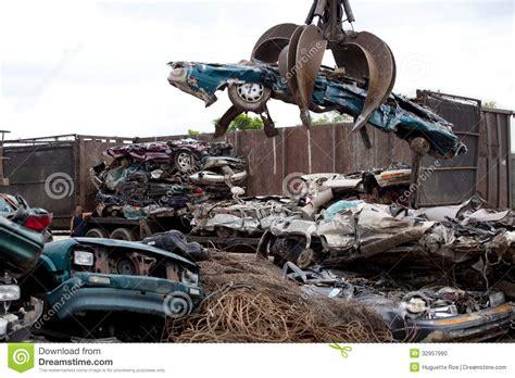 grabbing car stock photo image  environment garbage
