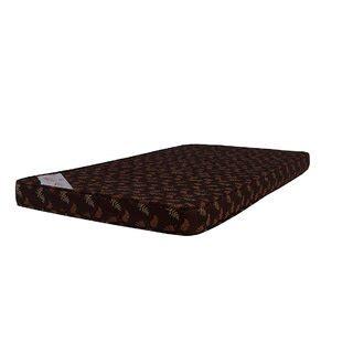 buy springtek 4 inches single bed 72 x 48 x 4 inches coir mattress get 40