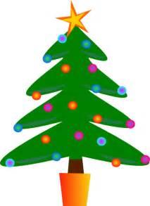 christmas tree clip art at clker com vector clip art