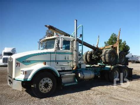 kenworth t800 trucks for sale kenworth t800 logging trucks for sale used trucks on