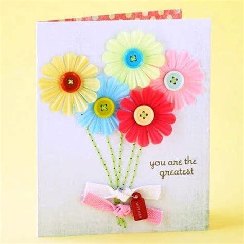 mothers day cards to make ks1 cart 227 o artesanal para o dia das m 227 es