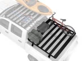 Nissan Frontier Truck Bed Dimensions Slimline Ii Up Truck Load Bed Rack Kit Nissan
