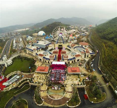 hello kitty theme park say hello to the hello kitty amusement park 2 chinadaily