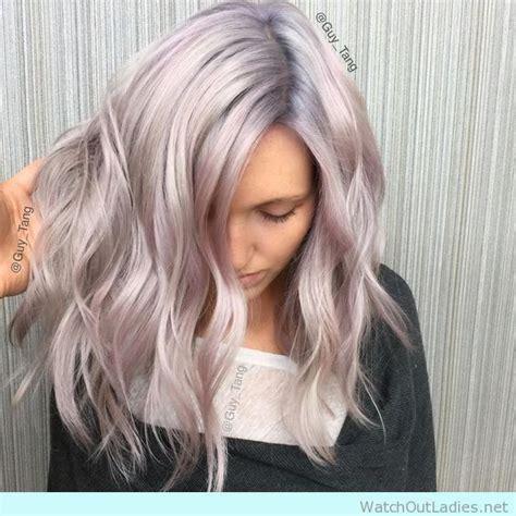 amazing pearl blonde hair color  guytang hairstyles