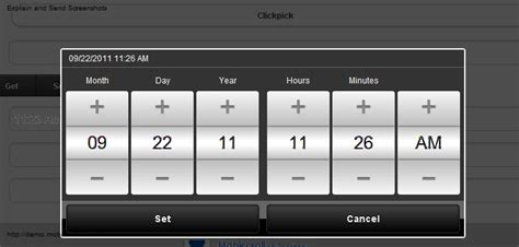 mobile datepicker jquery date and time picker jquery forum