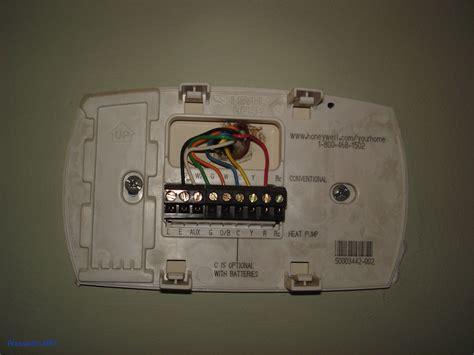 honeywell thermostat rth3100c wiring diagram wiring diagram