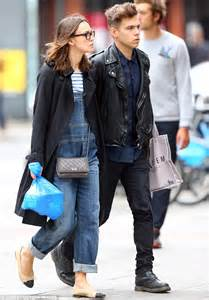 Cocolyn Keira Backpack Black that can t be chanel keira knightley sports denim dungarees and a black trench as she shops