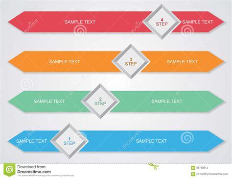 editable flowchart template vector editable business flow diagram template stock
