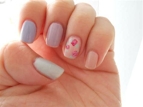 imagenes de uñas pintadas con colores pasteles dise 241 os de u 241 as colores claros