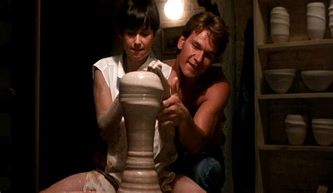 ghost film pottery scene youtube ghost 25th anniversary pottery wheel scene is still the