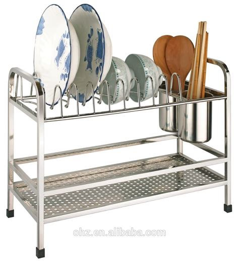 Industrial Dish Drying Rack by Free Standing Commercial Stainless Steel Kitchen Dish Rack Kitchenware Dish Drying Rack Dish