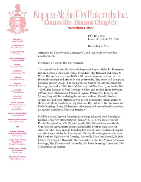 Letter Of Recommendation Kappa Alpha Psi polemarch letter pdfsr