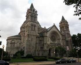 St Cathedral Cathedral Basilica Of Louis St Louis