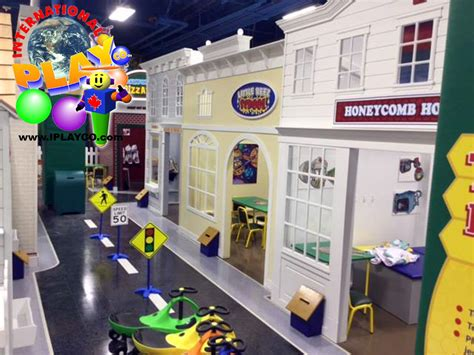entertainment center children playroom and entertainment new for international play company my town is a play