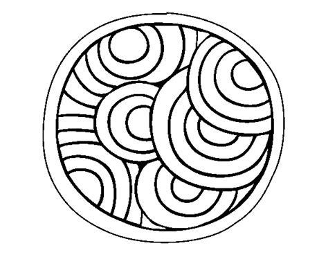 round mandala coloring pages round mandala coloring page coloringcrew com