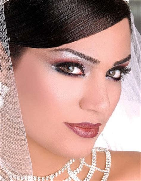 hair and makeup videos bridal makeup smokey eye brown eyes looks tips 2014 images