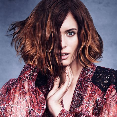 latest medium length layered hairstyles