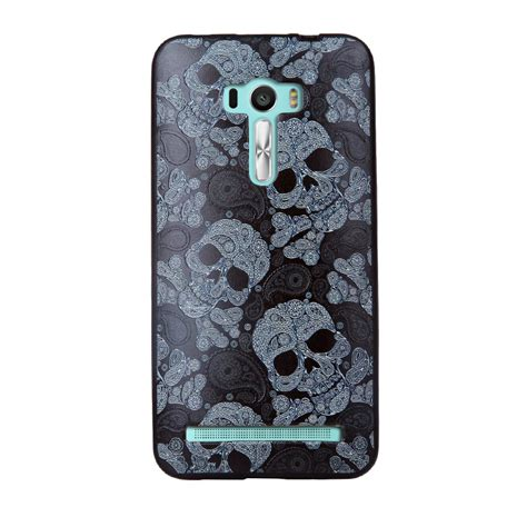 Silicon Casing Softcase 3d Asus Zenfone Selfie 7 lovely 3d pattern sculpture tpu cases luxury silicone phone for asus zenfone selfie zd551kl