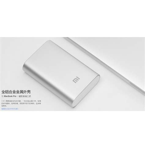 Power Bank Xiaomi Bec Bandung xiaomi power bank 10000mah original golden jakartanotebook