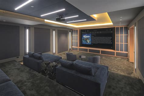 4 steps to designing the ultimate home theater system