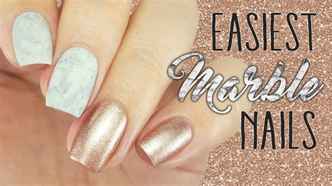 Easiest Nail by Easiest Marble Nails