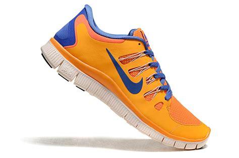 Nike Free 50 V2 Mens Shoes Orange Black P 1711 by Sew8x En3g9u Nike Free 50 V2 Shoes Orange Blue