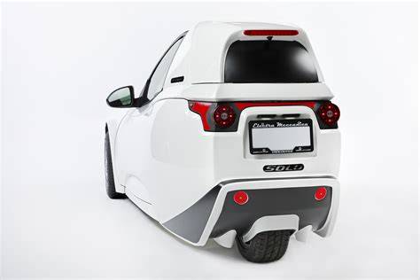 3 Wheel Electric Car For Sale by Detroit 3 Wheeled Electric Vehicle Set To Go On Sale