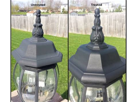 how to restore faded outdoor light fixtures how to clean patio furniture and outdoor fabric gold eagle