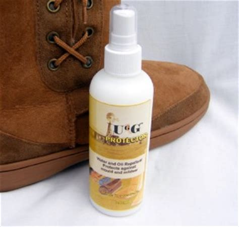 ugg sheepskin boot protector waterproof spray leather