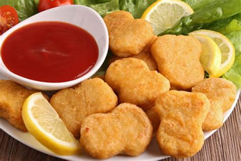 membuat nugget ayam sendiri  enak sehat